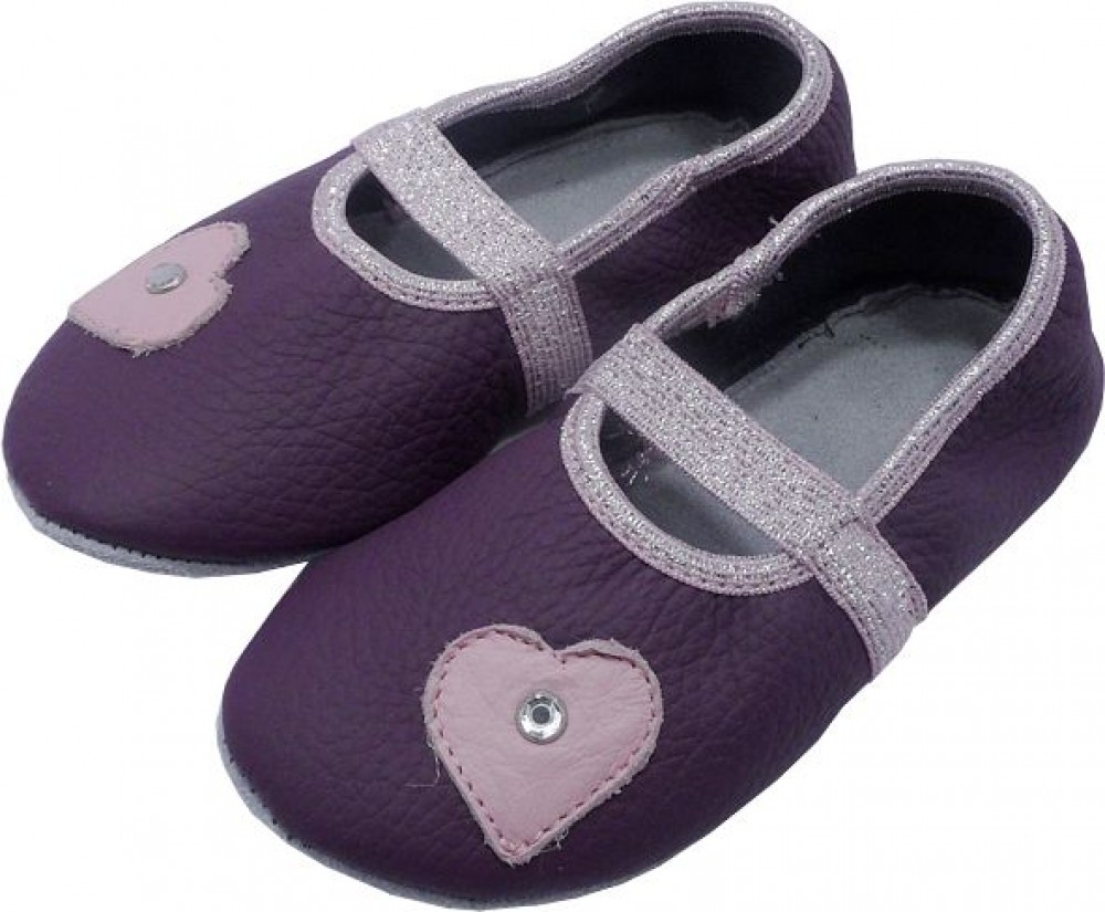 0658 Baby balerinka srce biser
