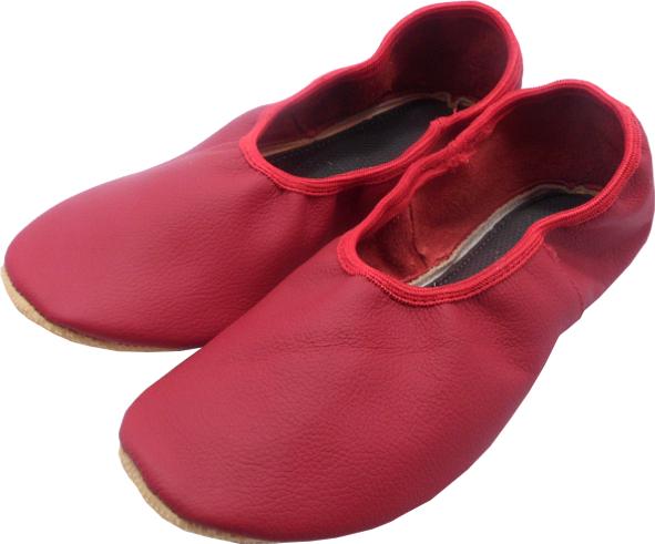 0199 Balerinka antibakterijska rdeča