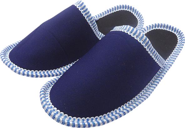 0098 Copati barvni modri
