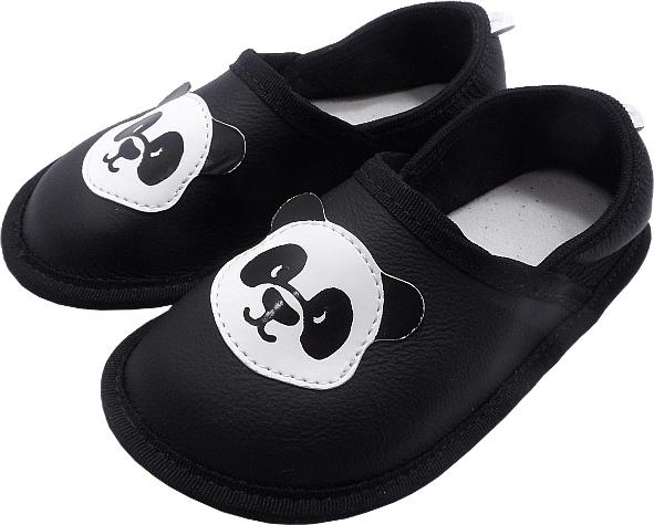 0190 Otroški copati panda