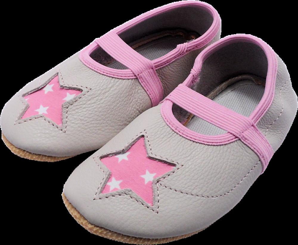 0245 Baby copati zvezda